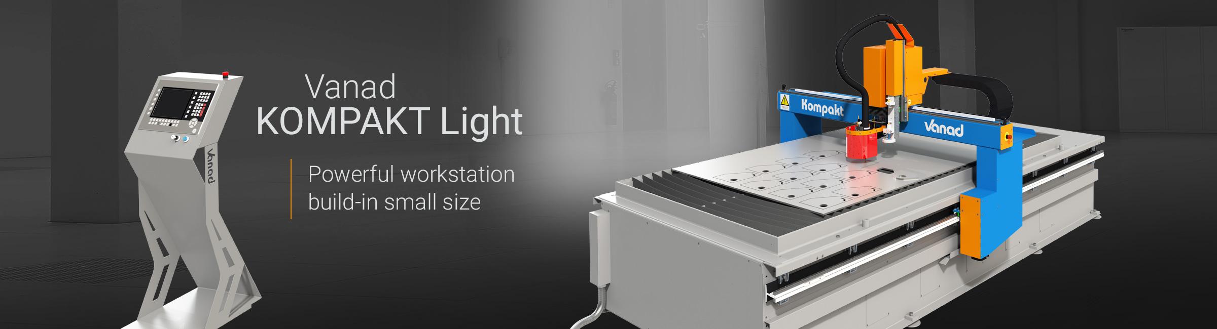 Stroj Kompakt Light - en